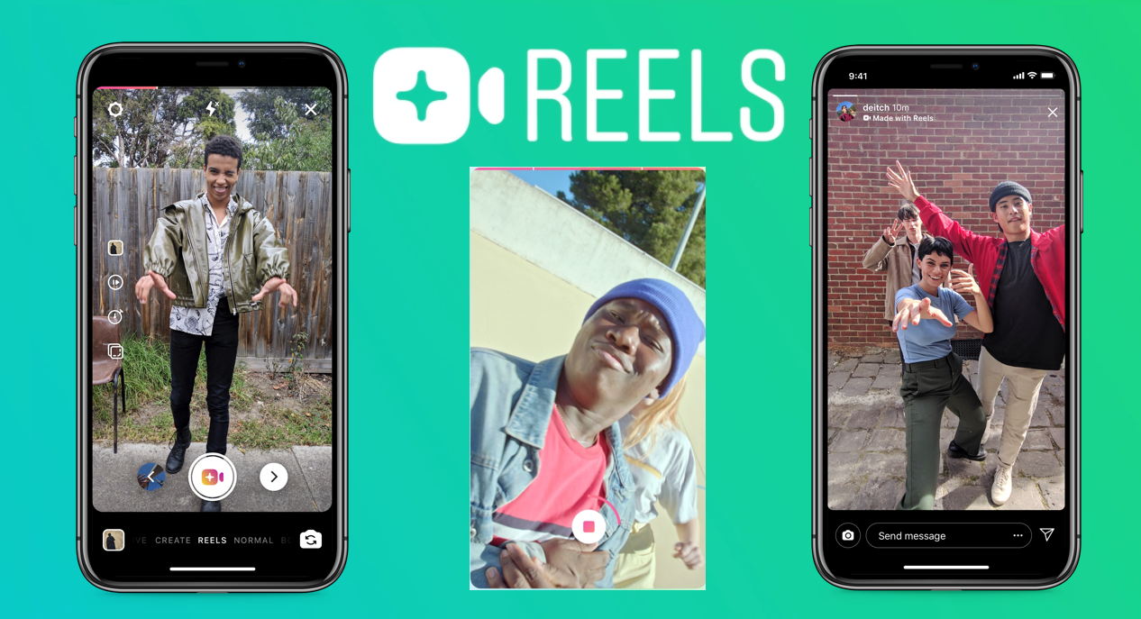 "Instagram Introduces New Feature: ""Reels"""