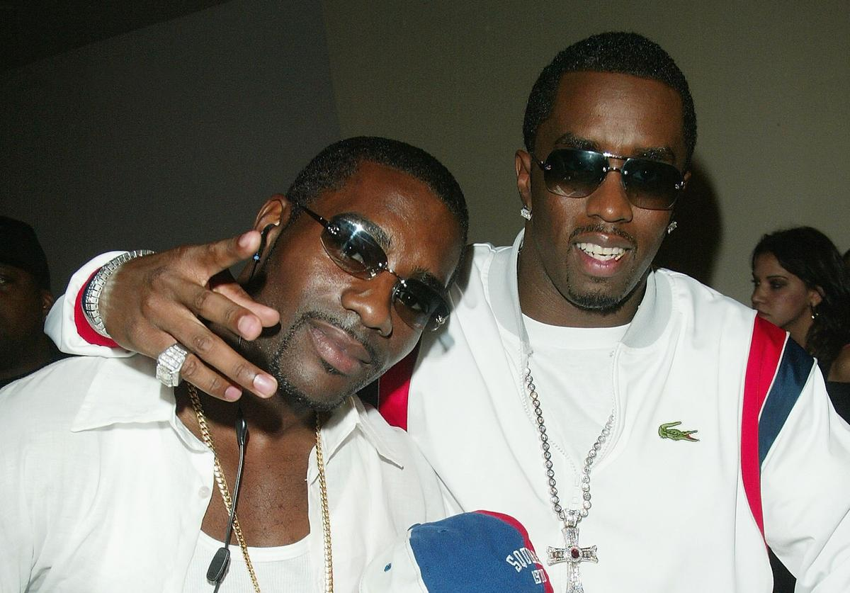 Loon Reunites With Diddy Following Prison Release