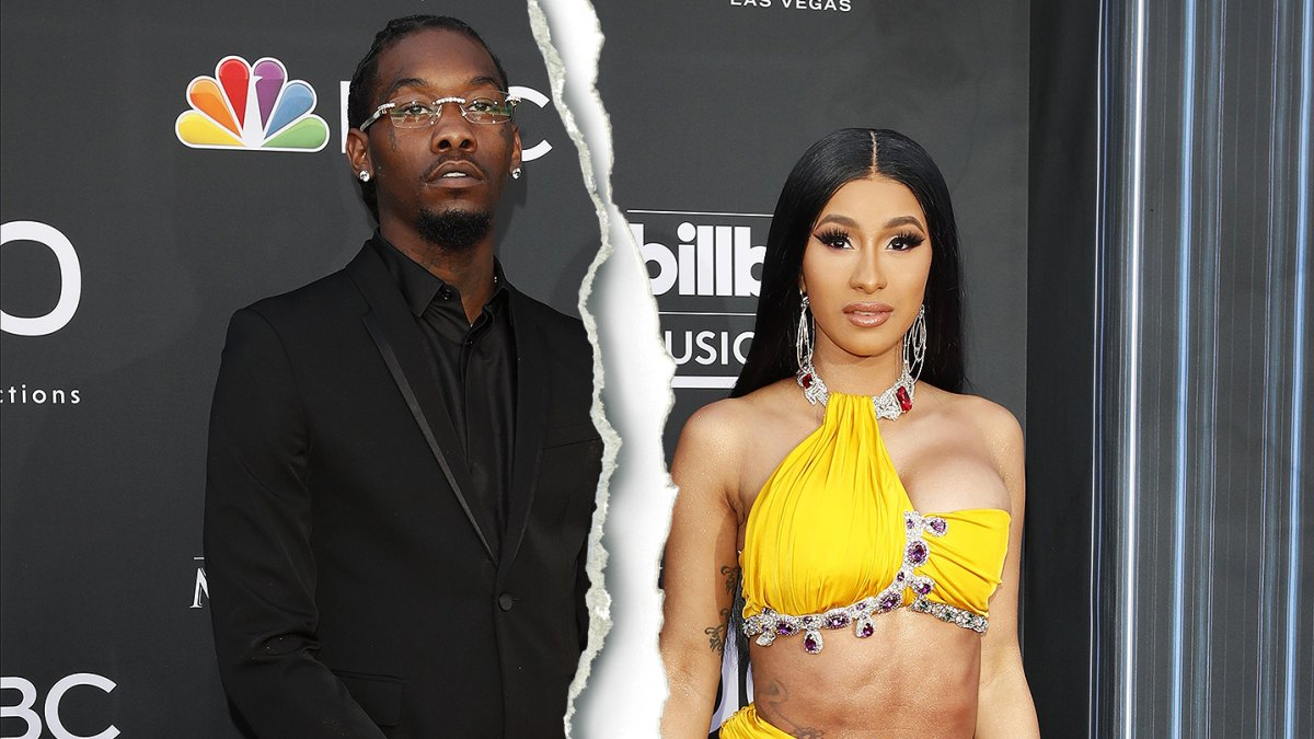 Cardi B Files For Divorce From 3 Year Parter Offset