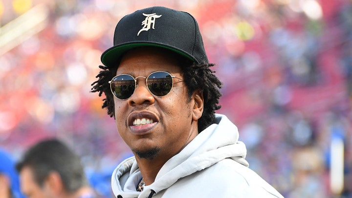 Jay-Z and CLMBR Collab Together